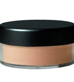 Black Cap Clear Jar