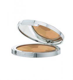 Shiny Silver Compact