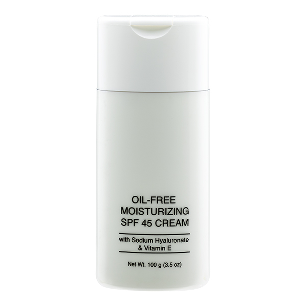 oil free moisturizer with spf